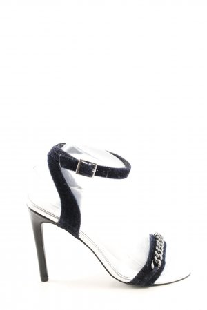 Karl Lagerfeld Riemchen-Sandaletten schwarz Elegant