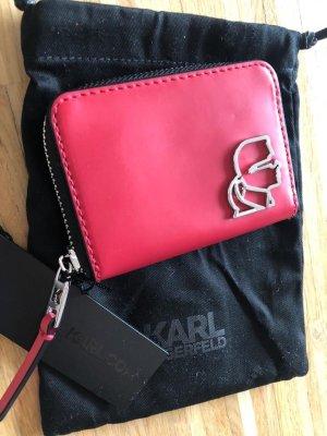 Karl Lagerfeld Zip Wallet / Geldbeutel