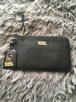 Karl Lagerfeld Portefeuille noir-doré