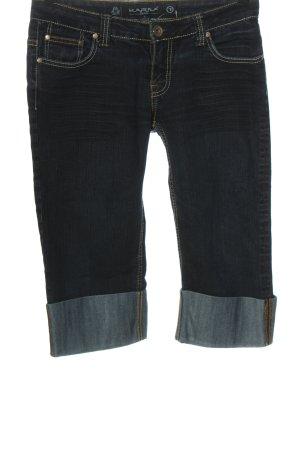 Karma Jeans a 3/4 blu stile casual