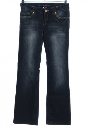 Karma Boot Cut Jeans blue casual look