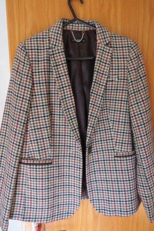 F&F Blazer en tweed multicolore