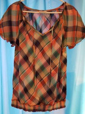 Gina Benotti Blouse Shirt multicolored