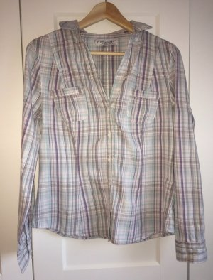 C&A Clockhouse Checked Blouse multicolored