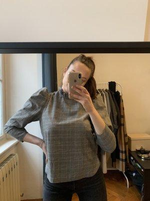 karo-bluse