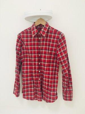 Karo Bluse Hemd