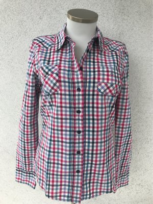 Blend Checked Blouse multicolored