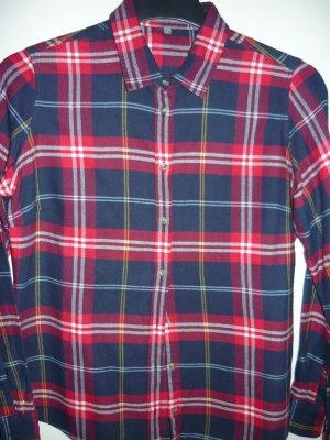 Montego Camisa de franela multicolor
