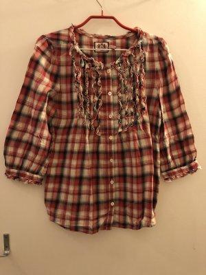 Karo Hemd aus top Baumwolle Juicy Couture