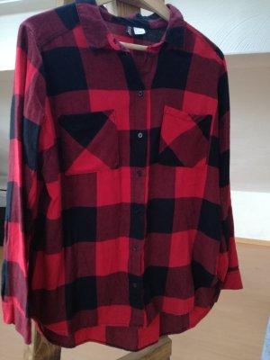 Karo Holzfällerhemd