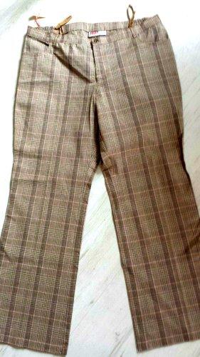 Rainbow Jersey Pants bronze-colored mixture fibre