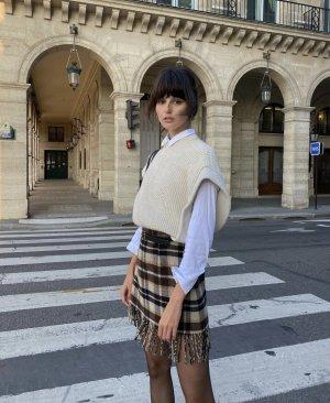 DANI Fringed Skirt multicolored