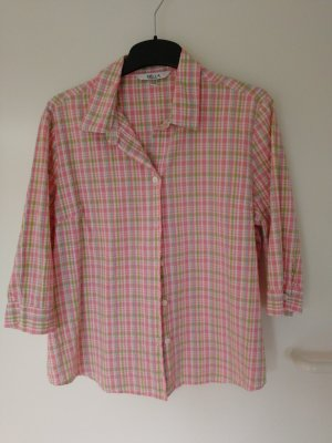 MILLA Checked Blouse multicolored