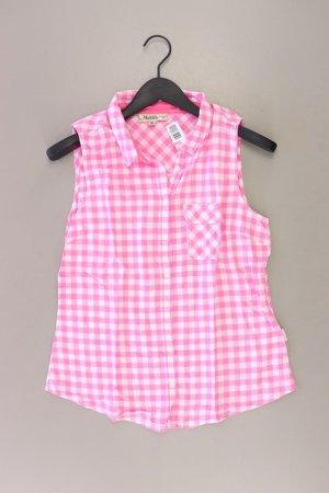 Camicia a scacchi rosa chiaro-rosa-rosa-fucsia neon Cotone