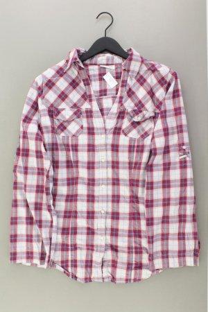 Camicia a scacchi rosa antico-rosa pallido-rosa chiaro-rosa Cotone