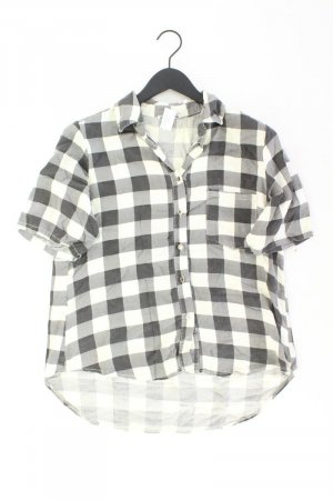 Geruite blouse veelkleurig