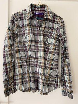 Mexx Geruite blouse veelkleurig