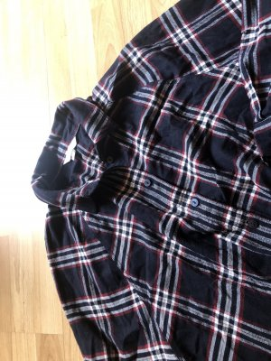 Jeans Fritz Geruite blouse veelkleurig