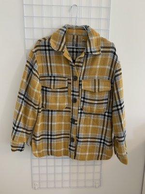 Bershka Camisa de leñador multicolor