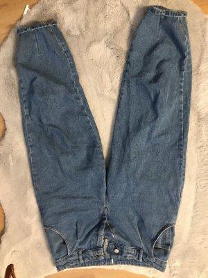 Pantalon fuselé blanc