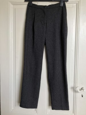 Monki Peg Top Trousers anthracite-dark grey