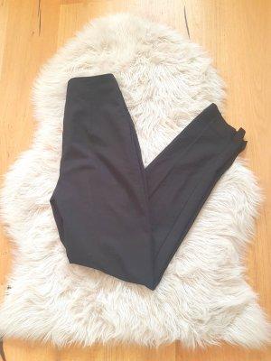 Asos Peg Top Trousers black