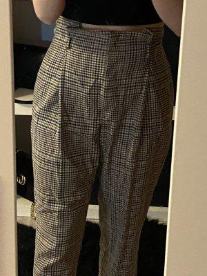 Zara Peg Top Trousers beige-natural white