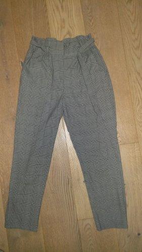 H&M Pantalone a pieghe multicolore Poliestere