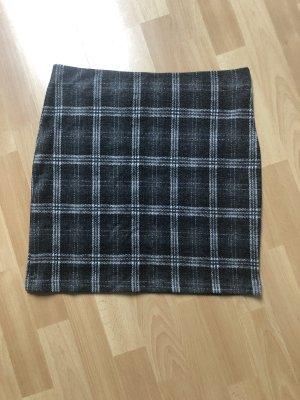 Orsay Falda de lana gris