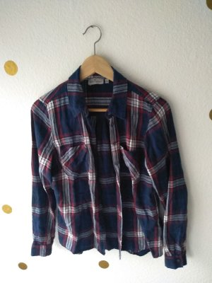 Blue Motion Lumberjack Shirt multicolored cotton