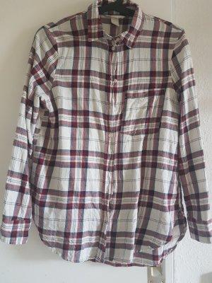 H&M Houthakkershemd wit