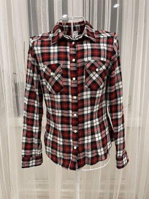 Karriertes Hemd aus H&M
