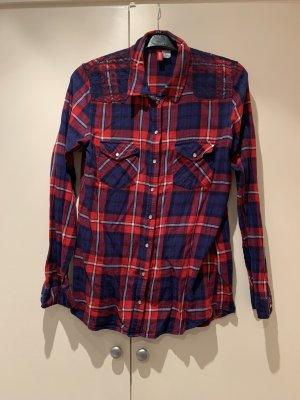 Karriertes Hemd von H&M