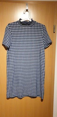 karriertes Kleid