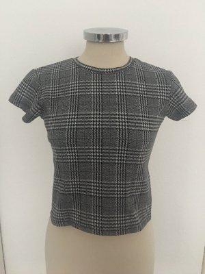 Karriertes Tshirt