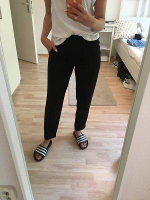 Primark Pantalón de pinza alto negro