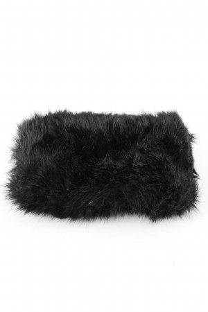 Karstadt Fur Gloves black casual look