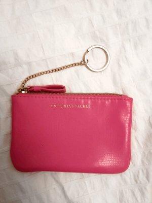 Pink Victoria's Secret Tarjetero rosa-magenta