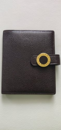 Bvlgari Card Case brown-dark brown