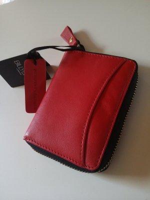 Kartenetui, klein Portemonnaie, Leder