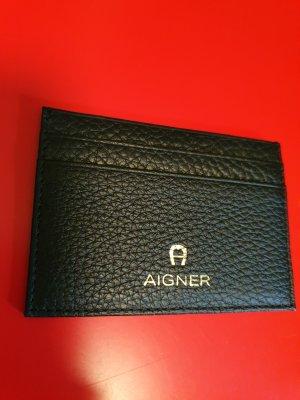 Aigner Torebka mini czarny-złoto