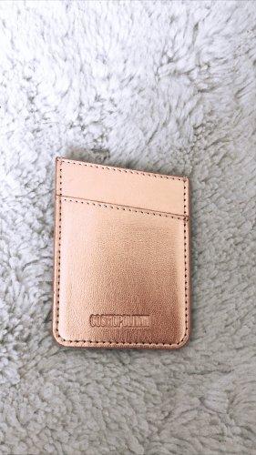 Cosmopolitan Portafogli color oro rosa-oro