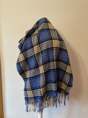 Kartierter Schal