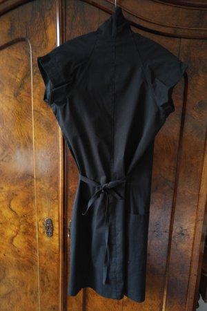 Kimono noir coton