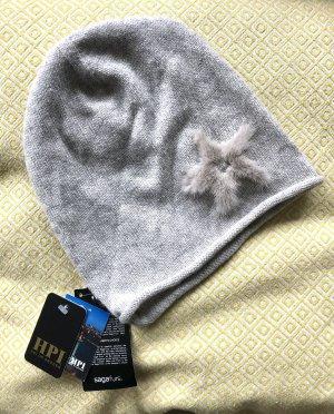 HP Bonnet gris clair
