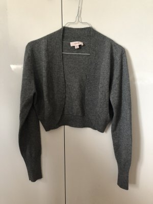 Laurèl Knitted Bolero grey-light grey