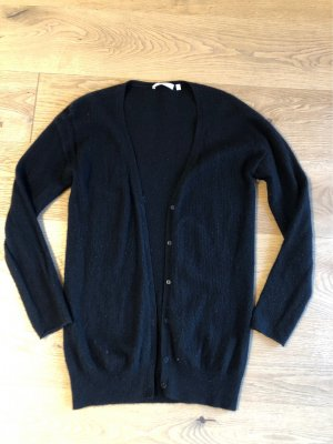 (The Mercer) NY Knitted Cardigan black