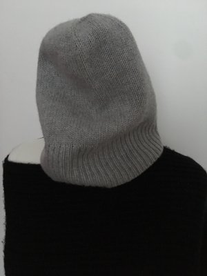 Chillytime Knitted Hat grey