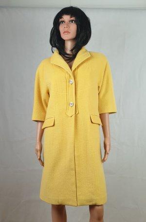 Vestito di lana giallo