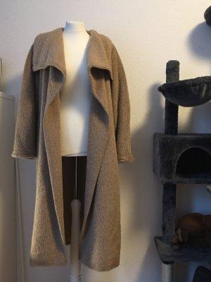 Kein Oversized jas camel